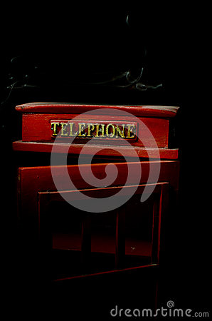 Αγγλικό τηλέφωνο