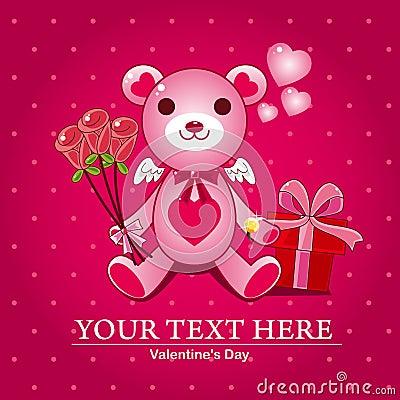 Медведь влюбленности