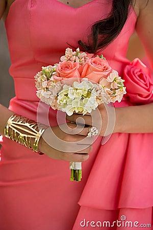 Γαμήλια ανθοδέσμη