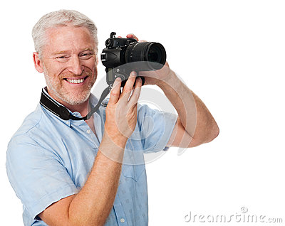 照相机人业余爱好