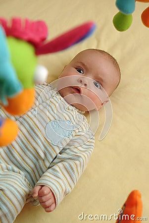 Συγκινημένο μωρό