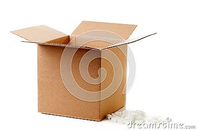 Коробка перевозкы груза