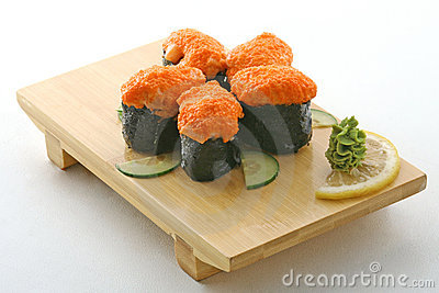 суши японии