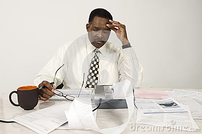 Бухгалтер с получением и документами расхода