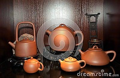中国人宜兴茶壶