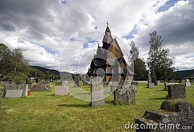 教会挪威梯级