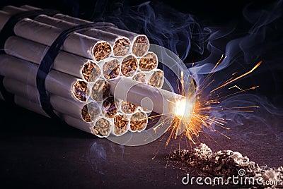 Взрывно наркомания
