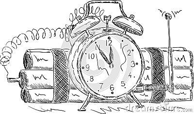 Часовая бомба