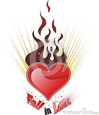 Сердце влюбленности