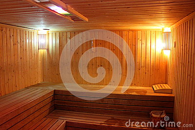 芬兰蒸汽浴