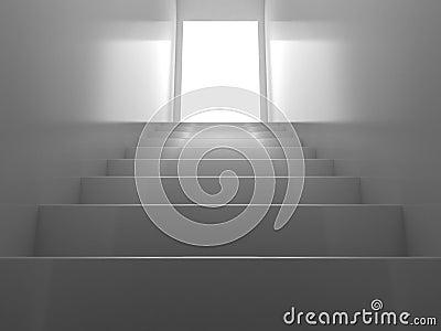 λαμπρά σκαλοπάτια