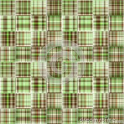 Картина шотландки