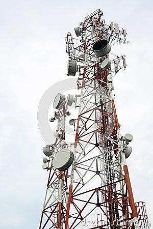 蜂窝电话塔