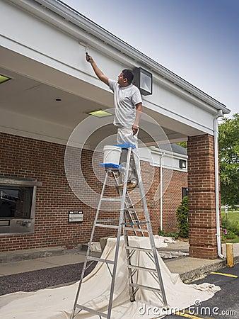 房屋油漆工