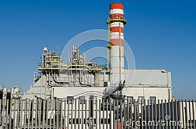 Εγκαταστάσεις παραγωγής ενέργειας