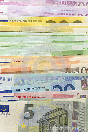 Счеты евро