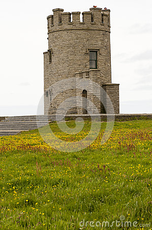 Μεσαιωνικός ιρλανδικός πύργος
