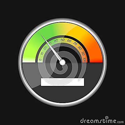 Измеряющий прибор
