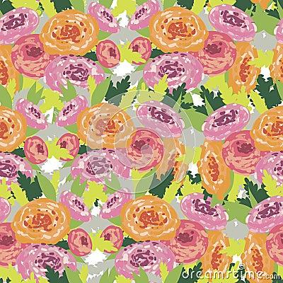 Картина цветка
