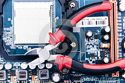 Ремонт и обслуживание компьютера