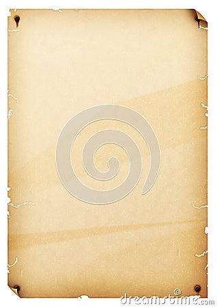 старая бумага