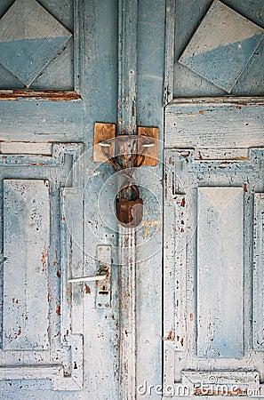 Παλαιά πόρτα