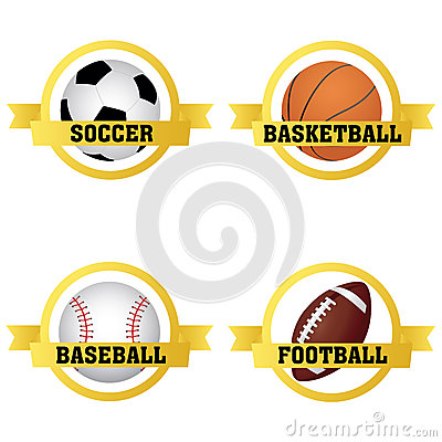 Ярлыки спорт