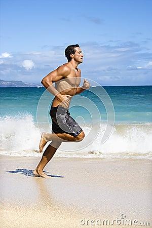 τρέξιμο ατόμων
