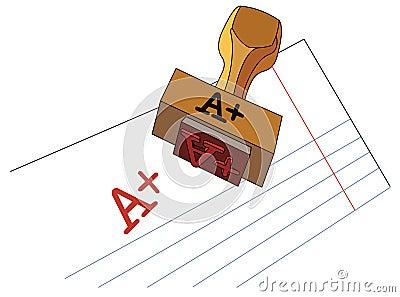 An A+