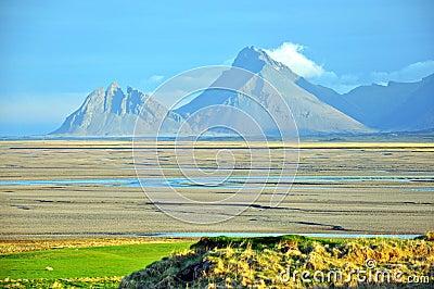 Исландский ландшафт