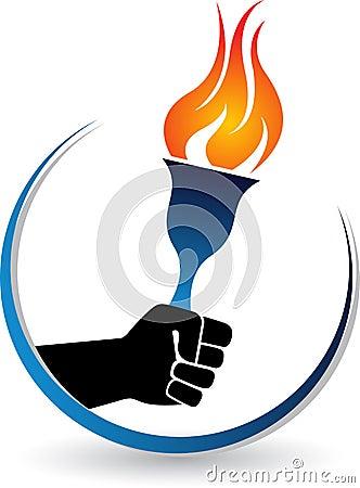 олимпийский логотип: