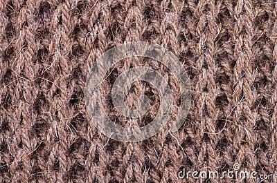 被编织的羊毛背景