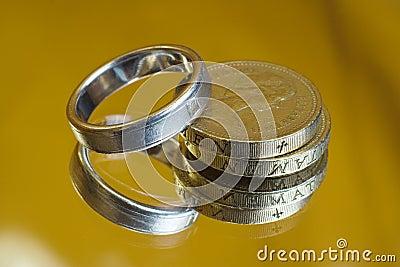 замужество расхода