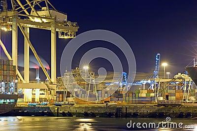 порт деятельности