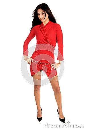 красный цвет повелительницы