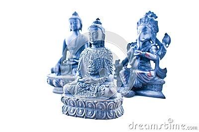 亚洲神雕象