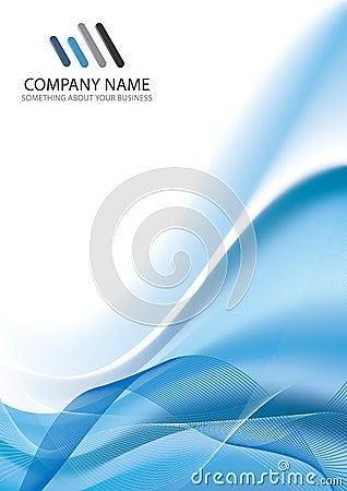 背景企业总公司模板