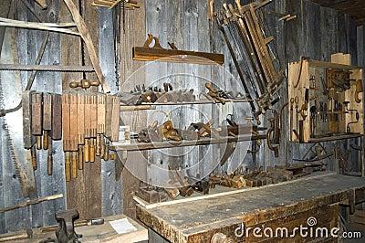 παλαιό εργαστήριο