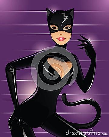 женщины кота