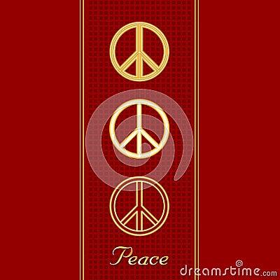国际和平标志