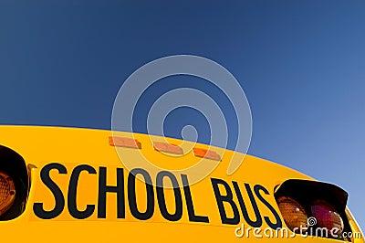 повезите школу на автобусе