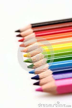 μολύβι χρώματος