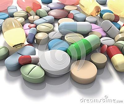药物补充条款