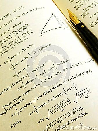 αναφορά πεννών μαθηματικών βιβλίων