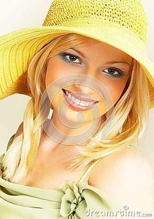 солнечная женщина