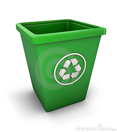 μπορέστε απορρίμματα ανακύκλωσης