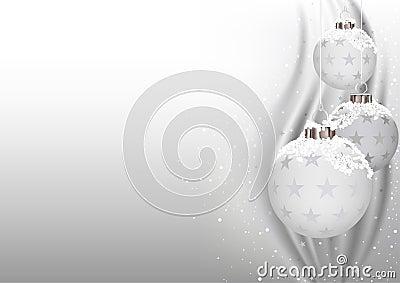 圣诞节白色