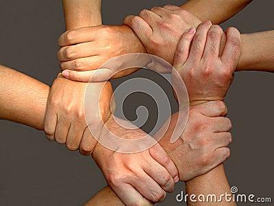 ισχυρή εργασία ομάδων