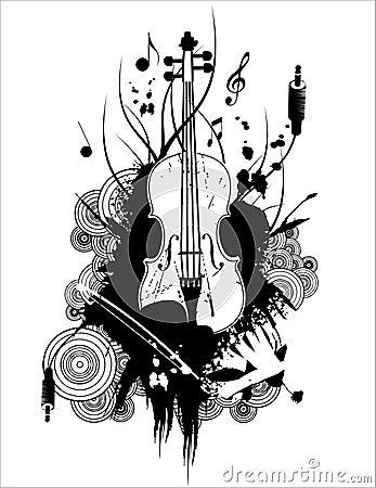 διανυσματικό βιολί
