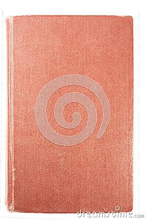 античный красный цвет книги